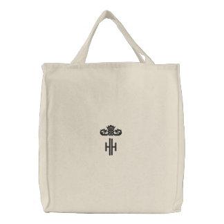 Hittemhard Wear Embroidered Bag