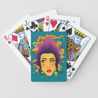 Hive Bicycle Playing Cards