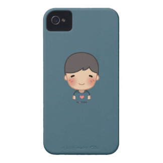 HJ-Story Boy Iphone 4 Case