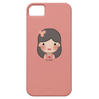 HJ-Story Boy Iphone 5/S Case