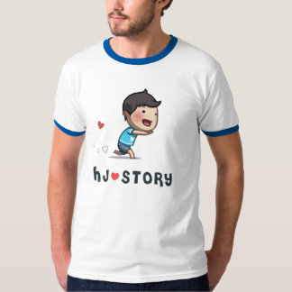 HJ-Story Running Boy Tee