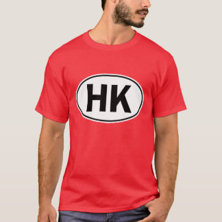 HK Oval Identity Sign T-Shirt