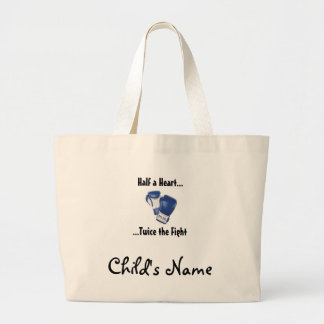 HLHS Fight Products Large Tote Bag
