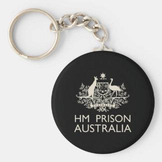 HM Prison Australia Key Ring