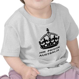 HM Prison Australia Tshirt