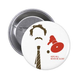 HMDayFaceTShirt 6 Cm Round Badge