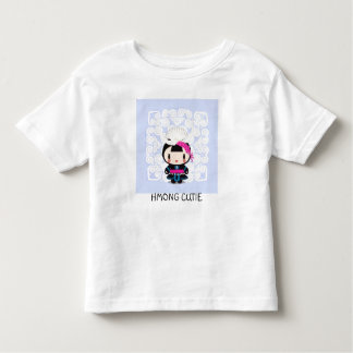 hmong cutie toddler T-Shirt