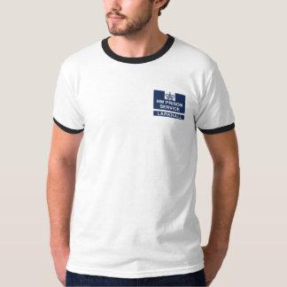 HMP Larkhall Ringer-T T-Shirt