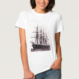 HMS Agincourt 1865 T-shirt