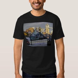 HMS Belfast. T-shirts