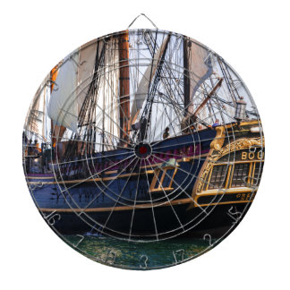 HMS Bounty Tall Ship Dartboard