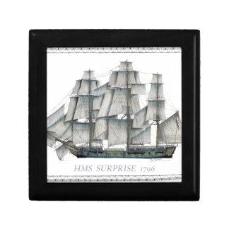 HMS Surprise 1796 Gift Box