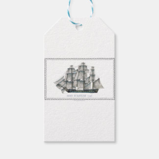HMS Surprise 1796 Gift Tags