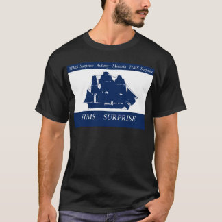 hms surprise, tony fernandes T-Shirt