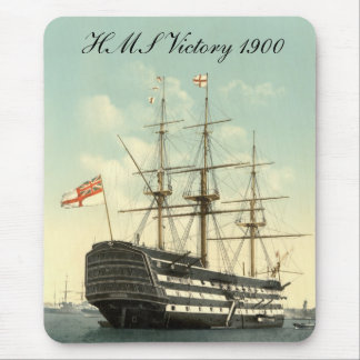 HMS Victory 1900 Mouse Pad