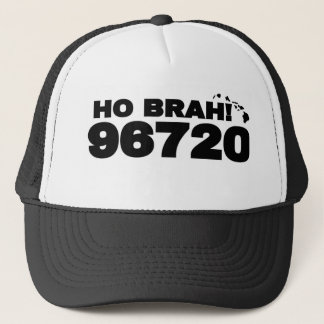 Ho Brah! 96720 Trucker Hat