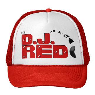 Ho Brah!...,D.J. RED VinyleTrucker Hat