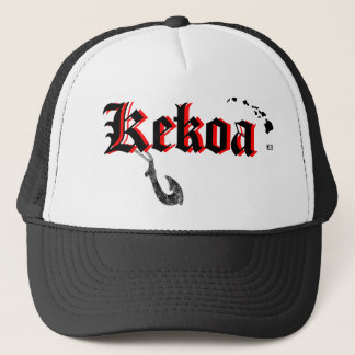 Ho Brah!....,Dis is Kekoa's Hat!!! Trucker Hat