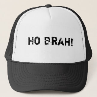 Ho Brah hawaii surfer hat