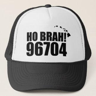 Ho Brah!...,Hawaii Zip Code Hats 96704 Capt. Cook
