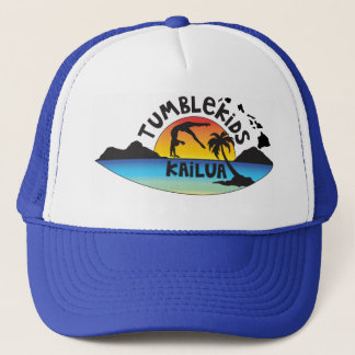 Ho Brah!..,Tumble Kids Kailua Oahu Trucker Hats