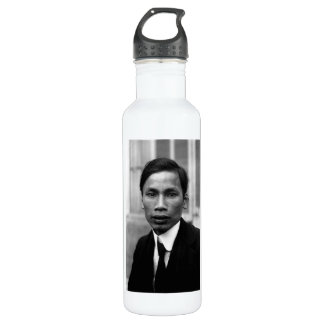 Ho Chi Minh Nguyen Ai Quoc Portrait 1921 710 Ml Water Bottle