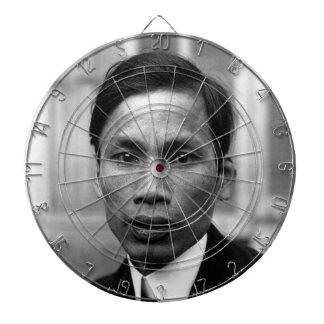 Ho Chi Minh Nguyen Ai Quoc Portrait 1921 Dart Board