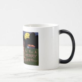 Ho!  For A Merry Halloween Morph Mug