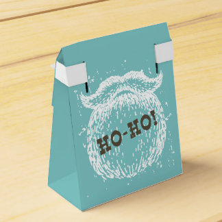 Ho-Ho Christmas Holiday Santa Noel Favour Boxes