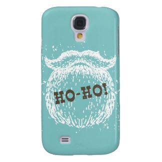 Ho-Ho Christmas Holiday Santa Noel Galaxy S4 Case