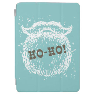 Ho-Ho Christmas Holiday Santa Noel iPad Air Cover