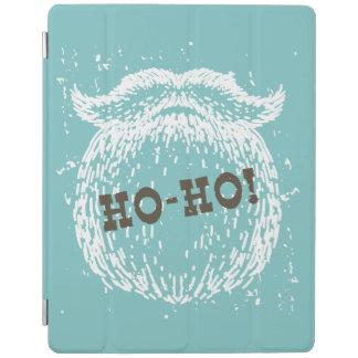 Ho-Ho Christmas Holiday Santa Noel iPad Cover