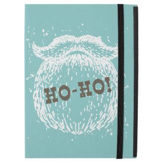 "Ho-Ho Christmas Holiday Santa Noel iPad Pro 12.9"" Case"