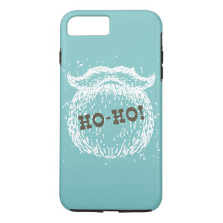 Ho-Ho Christmas Holiday Santa Noel iPhone 8 Plus/7 Plus Case