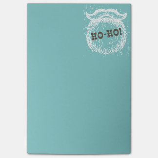 Ho-Ho Christmas Holiday Santa Noel Post-it® Notes