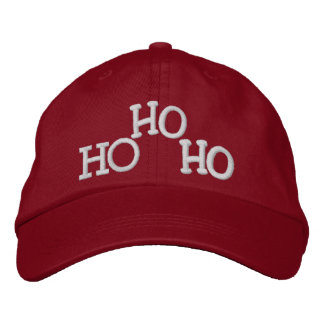 HO HO HO by SRF Embroidered Hat