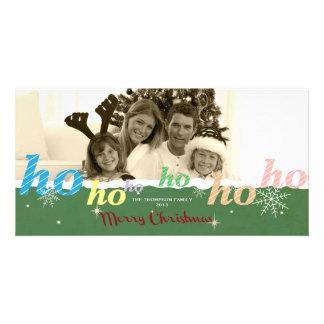 HO-HO-HO CARD