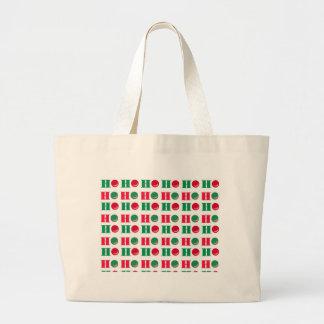 Ho-Ho-Ho Christmas Bag