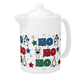 Ho-Ho-Ho Christmas design