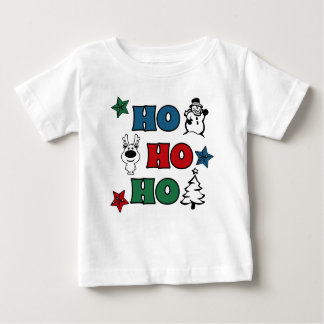Ho-Ho-Ho Christmas design Baby T-Shirt