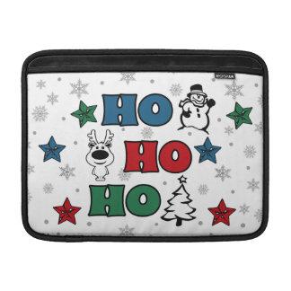 Ho-Ho-Ho Christmas design Sleeve For MacBook Air