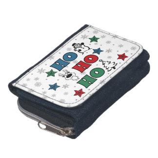 Ho-Ho-Ho Christmas design Wallet
