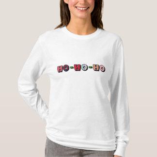 HO-HO=HO Christmas T-Shirt