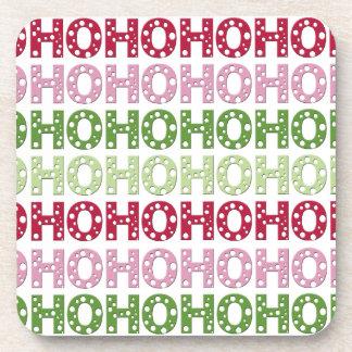 Ho Ho Ho Coasters