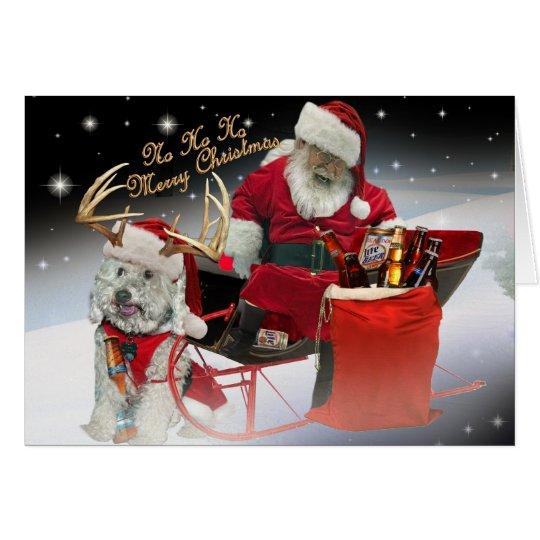 HO HO HO Have A Merry Christmas Cards