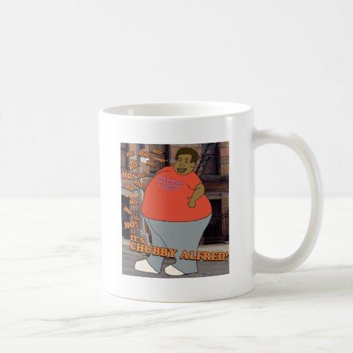 Ho Ho Ho Ho Ho It's Chubby Alfred! Mug