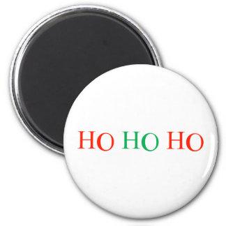 Ho Ho Ho Fridge Magnets