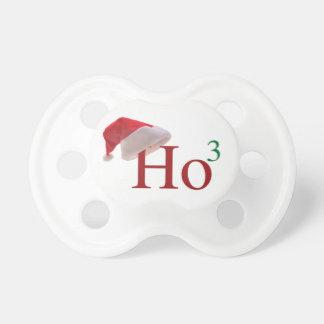 Ho Ho Ho Merry Christmas Pacifiers