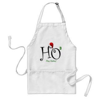 Ho Ho Ho Merry Christmas! Standard Apron