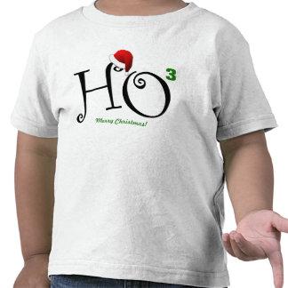 Ho Ho Ho Merry Christmas Tshirt